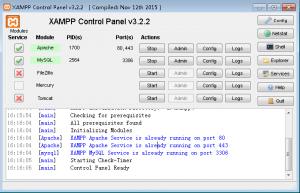 3 300x193 - 在Win7上使用XAMPP和WordPress建站